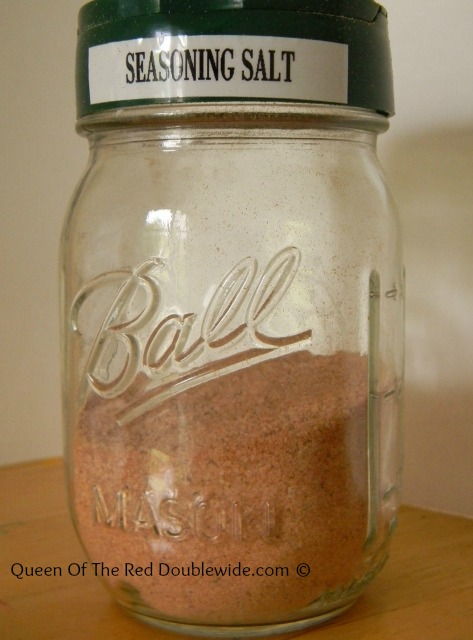 diy seasoning salt seasoning salt msg free of the wide