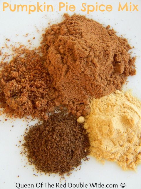 Homemade Pumpkin Pie Spice Mix | Queen Of The Red Double Wide