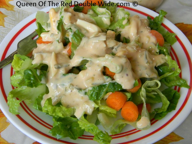 recipe: what salad goes with thousand island dressing [16]