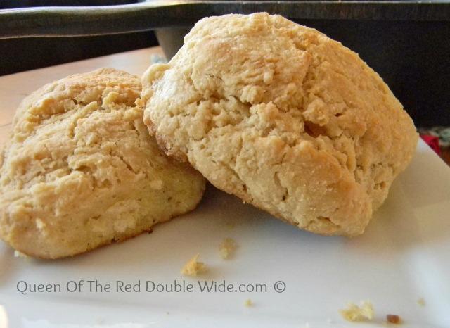 Skillet Biscuits