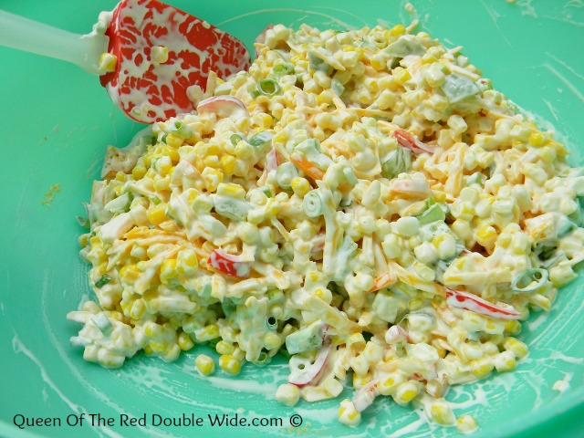 Easy Potluck Corn Salad