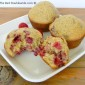 Fresh Raspberry Breakfast Muffins